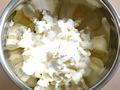 ベイクドチーズケーキの作り方:1