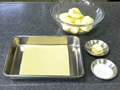 お鍋でアップルパイの作り方:1