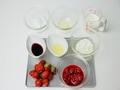 甘酸っぱいベリームースの作り方:1