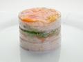 雑穀サーモン寿司の作り方:5