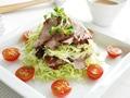 ゆで豚のヘルシーサラダの作り方:6