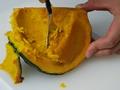 かぼちゃのニョッキそぼろあんかけの作り方:3