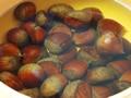 栗渋皮煮の作り方:2
