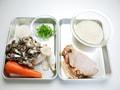 鶏めしの作り方:1