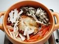 鶏めしの作り方:4
