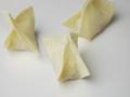 餅入りワンタンスープの作り方:5
