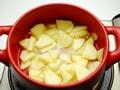 りんごジャムの作り方:2