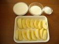 りんごのスープの作り方:1