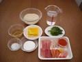 ちらし寿司の作り方:1
