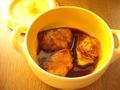 ぶりの照り煮の作り方:3