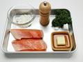 鮭のムニエルの作り方:1