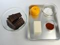 生チョコレート ゆず風味の作り方:1