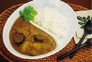 ひき肉カレーの作り方