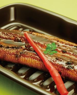 鰻の蒲焼き