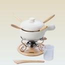 フォンデュ鍋セット           13cmアルコール(2〜3人用)