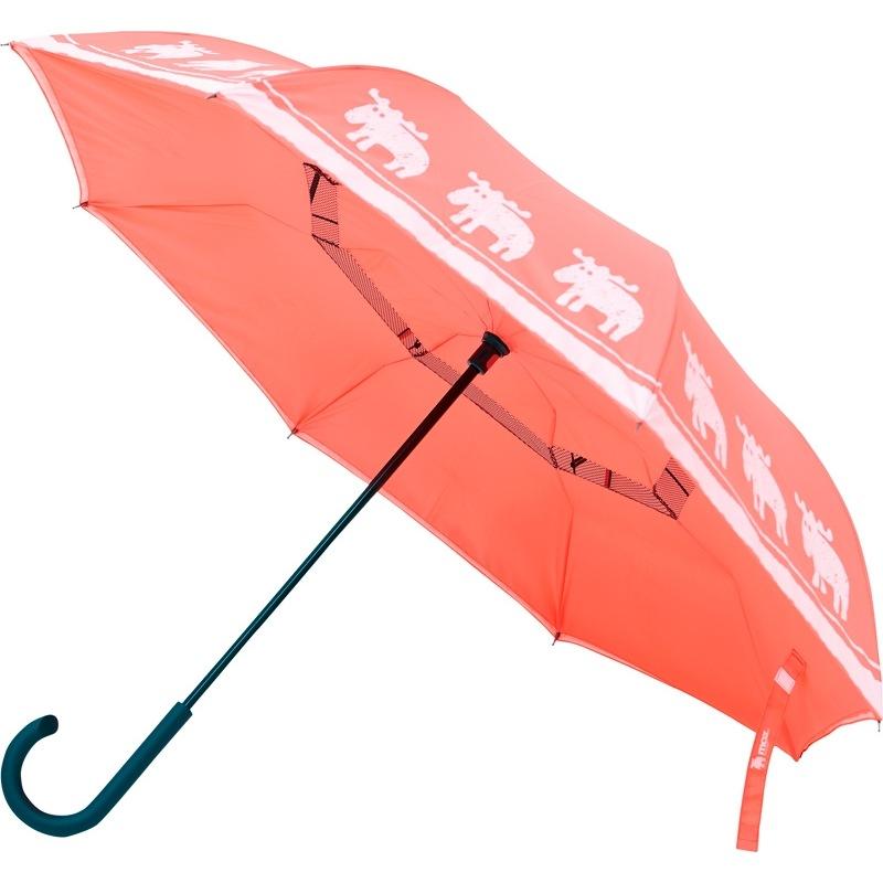 サーカス×モズ 逆さに開く二重傘