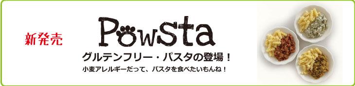新発売 Powsta グルテンフリーのパスタ