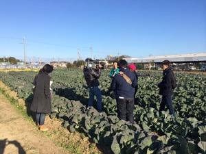 NHK BS1「COOL JAPAN 発掘!かっこいいニッポン!」の撮影風景1