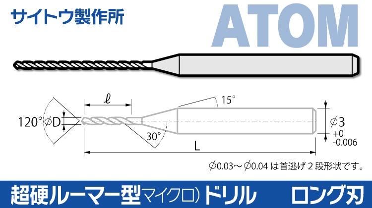 ATOMルーマー型ロング