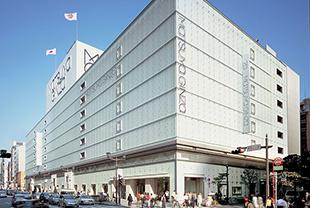 松屋銀座店