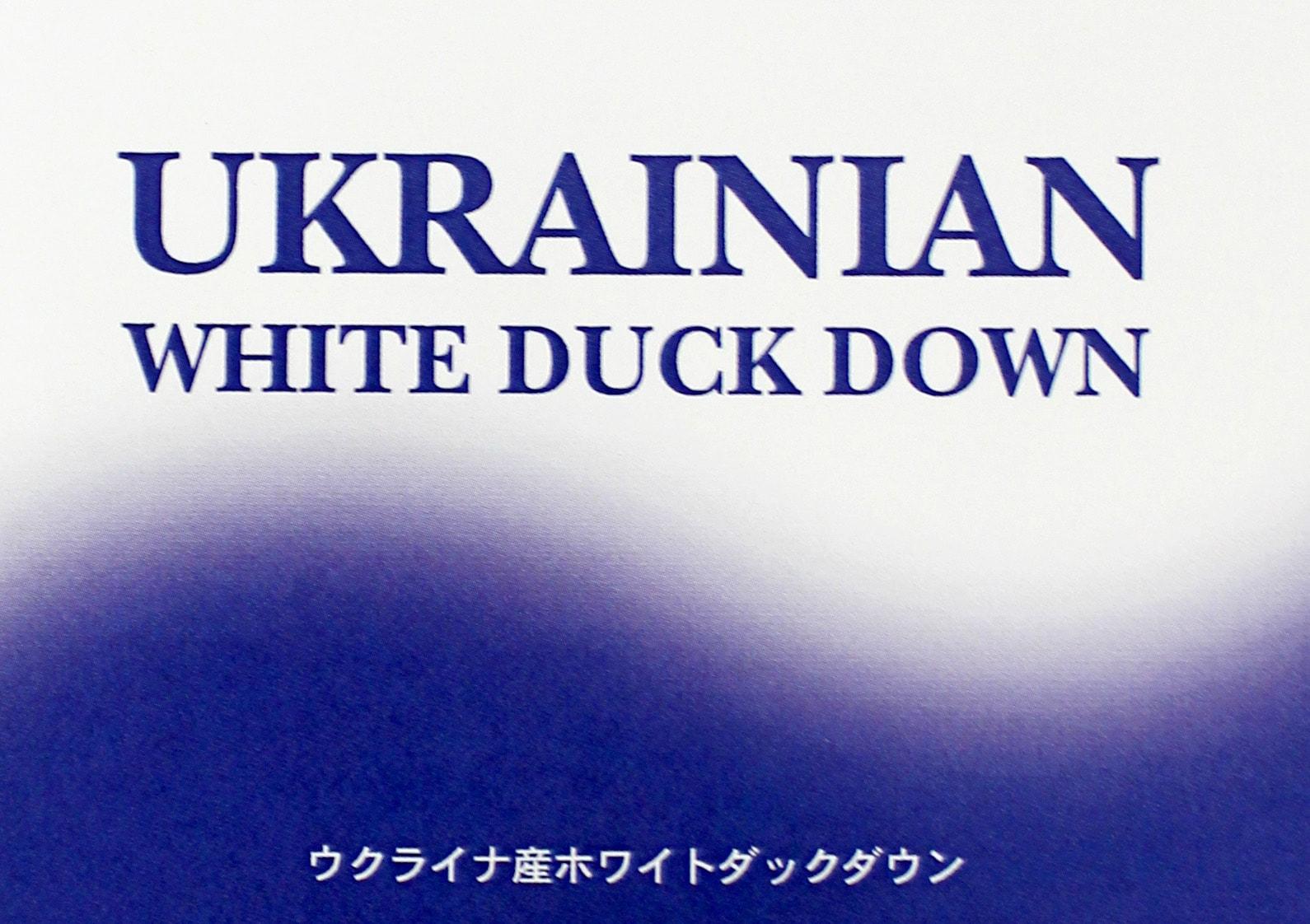 ウクライナダウンのタグ