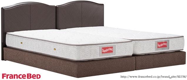 フランスベッドが提供するスランバーランド