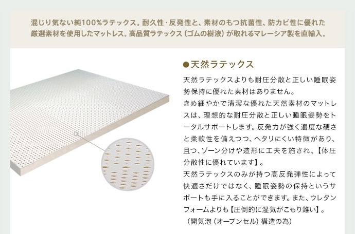 GETHA ラテックス枕のベロア素材