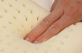 GETHA ラテックス枕はエコ素材