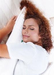 GETHA ラテックス枕は耐圧分散性が優れています