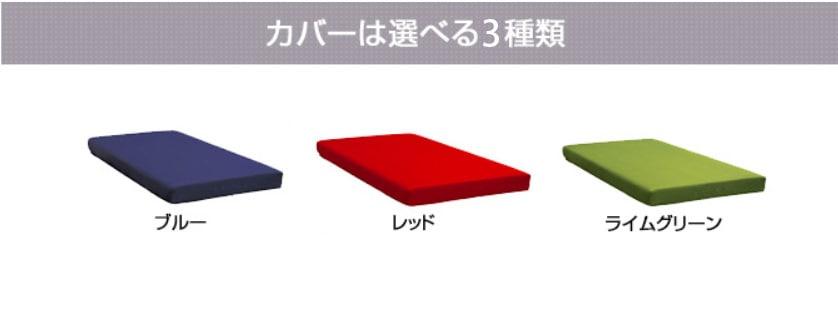 カバーは選べる5種類