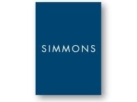シモンズ社ロゴ