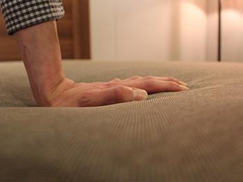 快適な眠りを保証するボックス・スプリング
