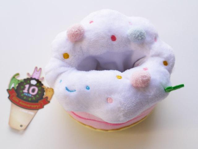 フモフモさん くものケーキにうもれて