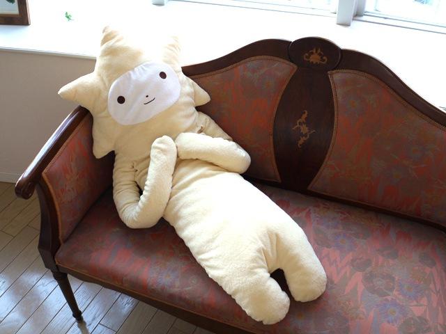 ぴかり LLサイズ抱き枕