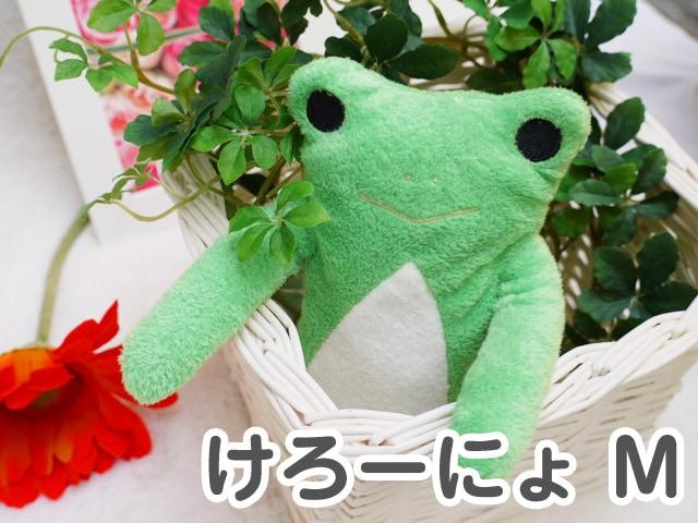 2021年6月 フモフモさん けろーにょ(濃緑・M)