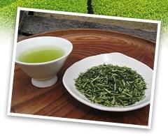 茎茶(棒茶)
