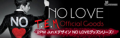 2PM Jun.K�ǥ����� NO LOVE���å�