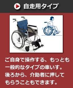自走用車いすTOPへ