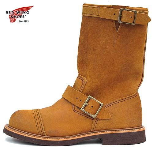REDWING レッドウィング 8123 IRONSMITH Boots -アイアンスミス- Burnt Orange Muleskinner