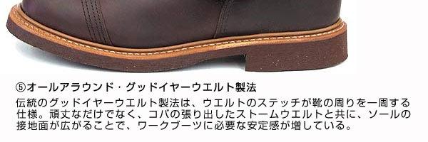 レッドウイング  IRONSMITH アイアンスミス ブーツ