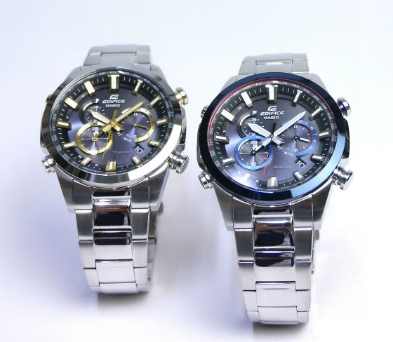 CASIO EDIFICE EQW-T640D