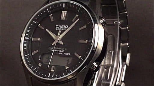 CASIO LINEAGE LCW-M100TD-1A3JF
