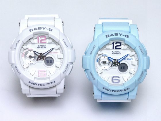 casio Baby-G BGA-180BE