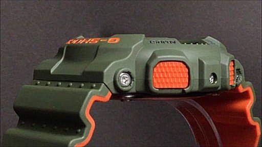 カシオGショック casio G-SHOCK GA-110LN-3AJF