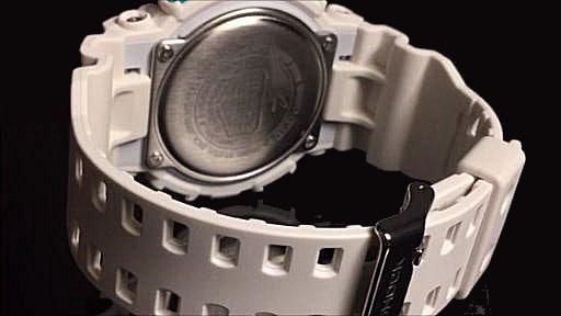 casio G-SHOCK GA-110WG-7AJF