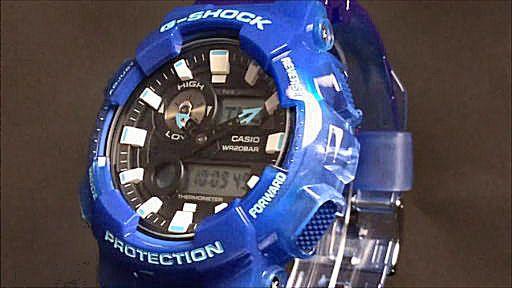 カシオGショックGライド casio G-SHOCK G-LIDE GAX-100MSA-2AJF