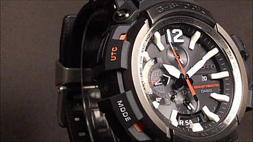 casio G-SHOCK G-STEEL GPW-2000-1AJF