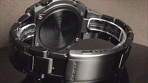 カシオGショックGスチール casio G-SHOCK G-STEEL GST-W110BD-1BJF