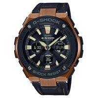 カシオGショックGスチール casio G-SHOCK  G-STEEL GST-W120L-1AJF