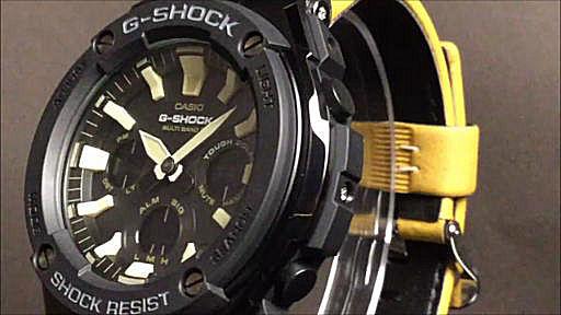 カシオGショックGスチール casio G-SHOCK G-STEEL GST-W120L-1BJF